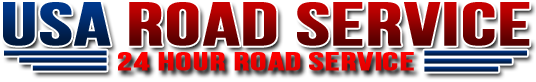 USA Road Service - logo